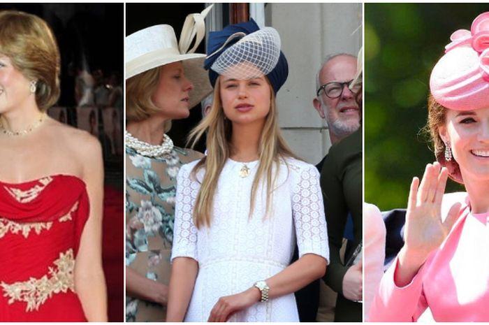 Putri kerajaan Inggris Tercantik