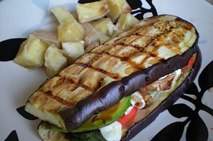 Kreasi sandwich sehat