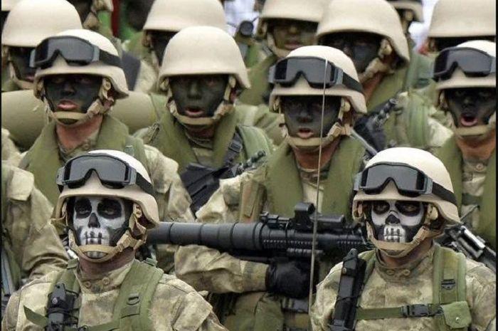 Pasukan Khusus Angkatan Bersenjata Peru