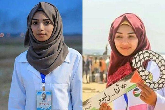 Razan Ashraf Al Najjar
