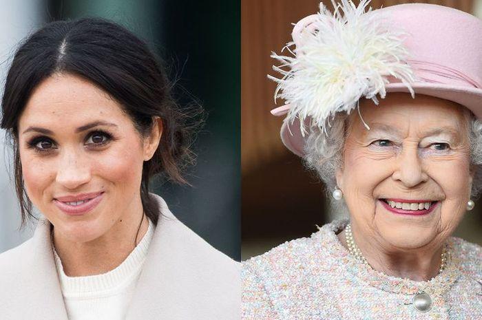 Meghan Markle dan Ratu Elizabeth