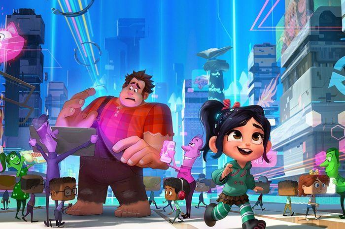 Wreck It Ralph 2 dipastikan tayang 2018.