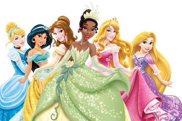 Para Princess Disney.