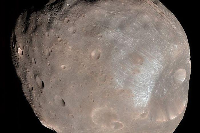 Phobos, satelit alami Planet Mars