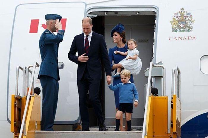 Tips berlibur ala keluarga kerajaan
