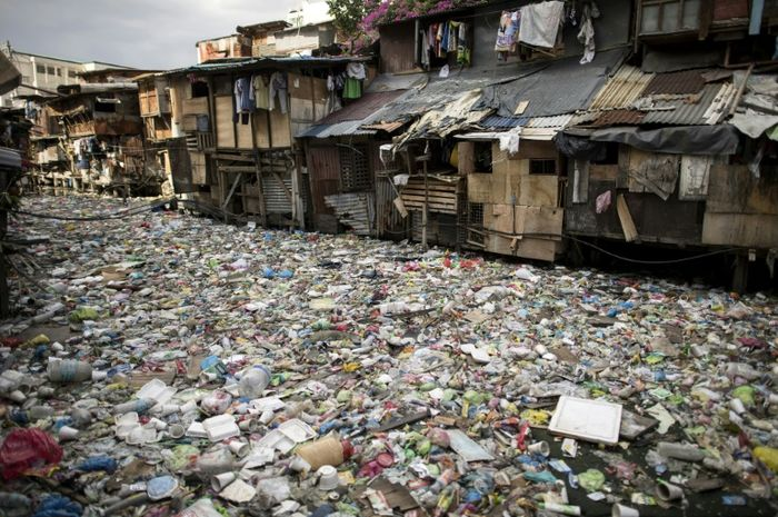 Filipina merupakan salah satu penyumbang sampah plastik terbesar di dunia.