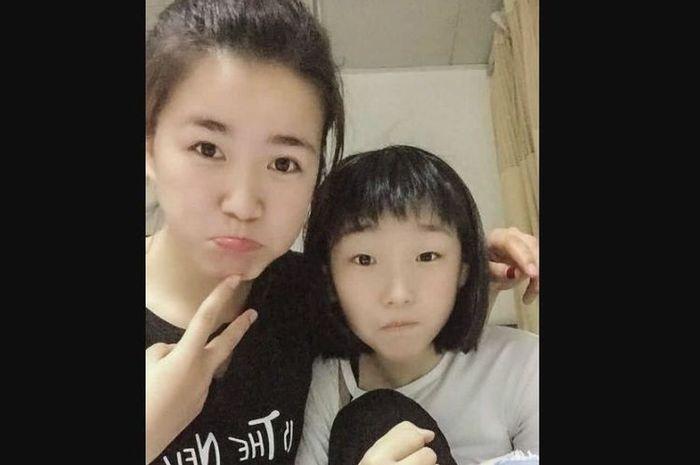 Cui Qiao dan adiknya, Cui Xiao.