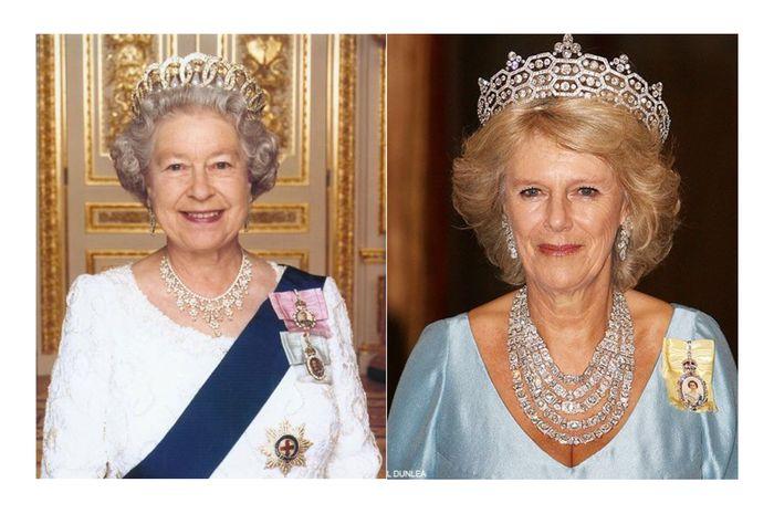 mungkinkah Camilla menjadi ratu saat pangeran Charles menjadi Raja?