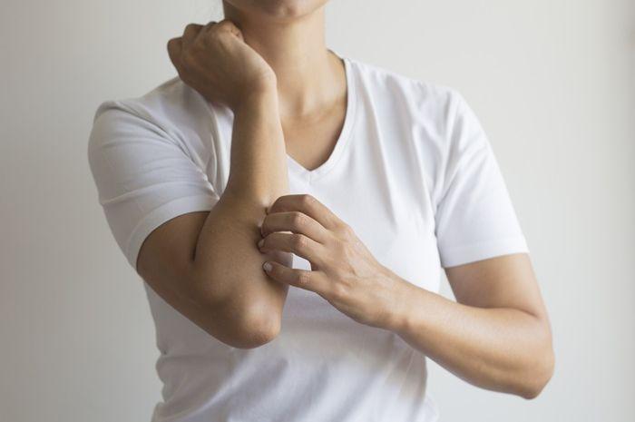 Gatal pada kulit tanda penyakit mematikan
