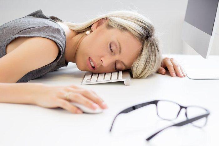 Lawan Rasa Lelah Saat Bekerja