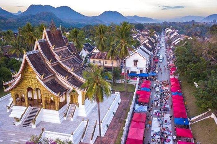 Luang Prabang.