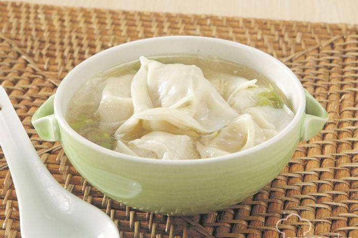 Sup Wonton Ayam