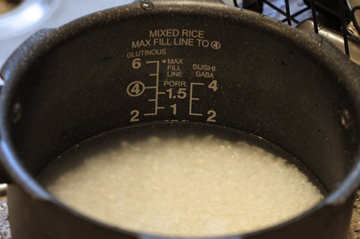 Masak Nasi di Rice Cooker, Baiknya Pakai Air Mendidih Atau Air Dingin? Apa Bedanya?