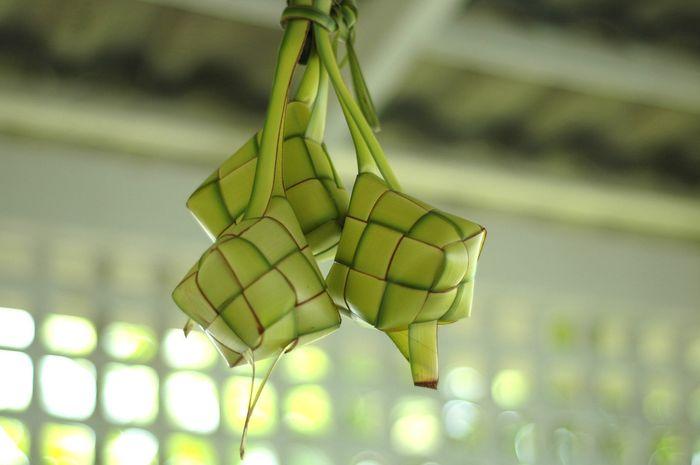 Asal usul ketupat di hari Idul Fitri