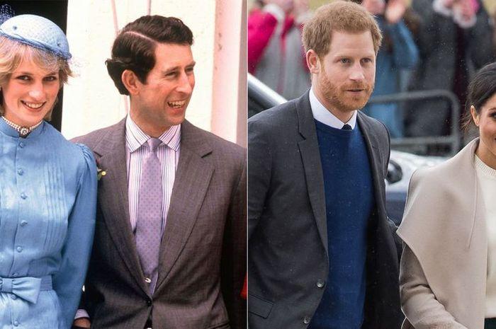 Pangeran Harry dan Meghan Markle akan menikuti jejak Putri Diana dalam tugas negara pertama mereka