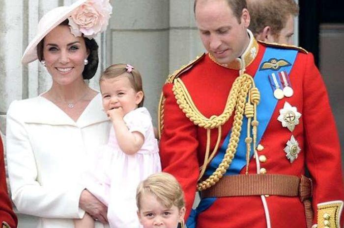 Keluarga Pangeran William