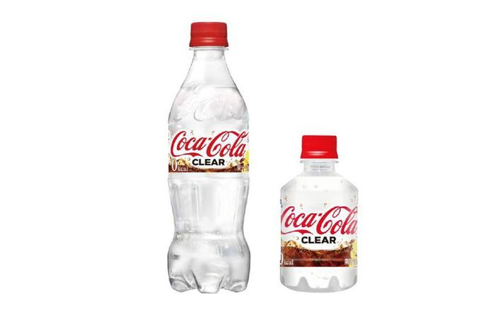 Cola-Cola Clear.