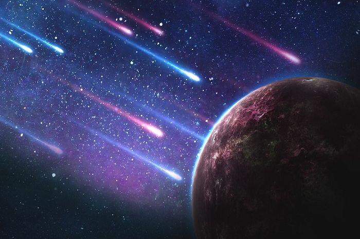 Serba-serbi luar angkasa