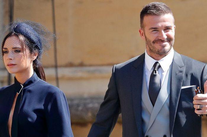 Victoria dan David Beckham