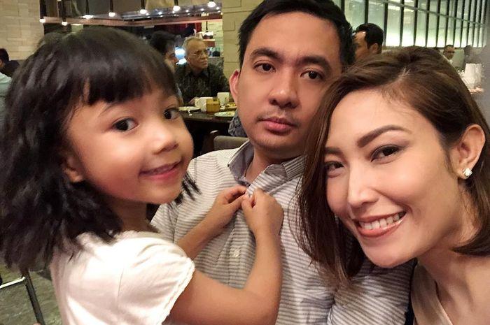 Foto anak Ayu Dewi di Instagram