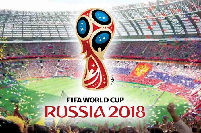 Jadwal siarang langsung Piala Dunia 2018.