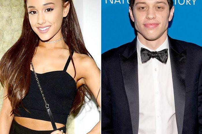 Ariana Grande dan Pete Davidson