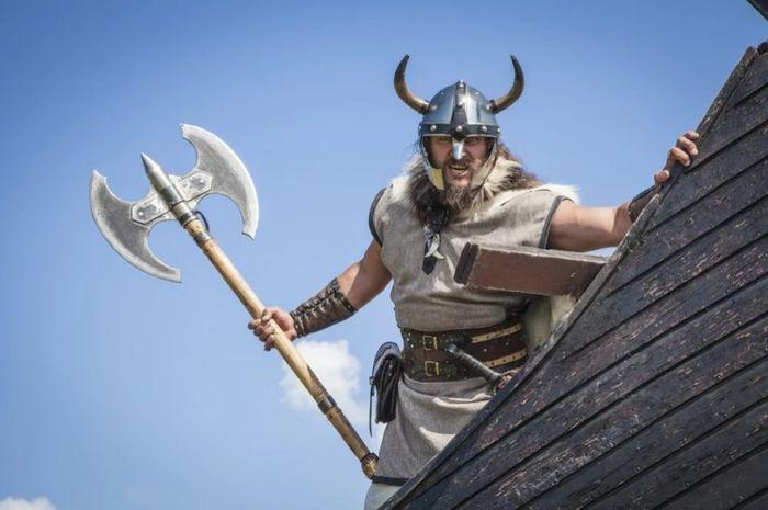 Ilustrasi Viking