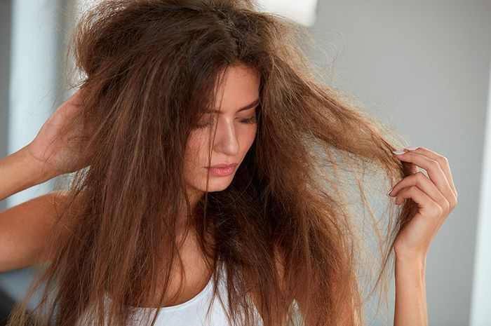 Keramas Setiap Hari Bisa Bikin Rambut Rusak