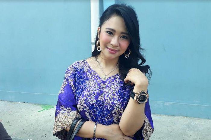 Chikita Meidy saat ditemui dikawasan Mampang, Jakarta Selatan pada Kamis (14/6/2018).