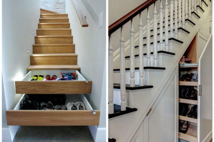 3 Inspirasi Desain Tangga Unik Yang Cocok Untuk Rumah Mungil Semua Halaman Idea