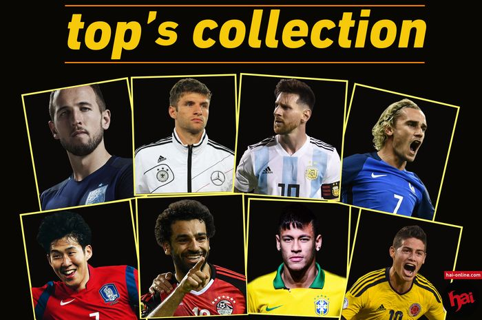 Top Collection Pesepakbola