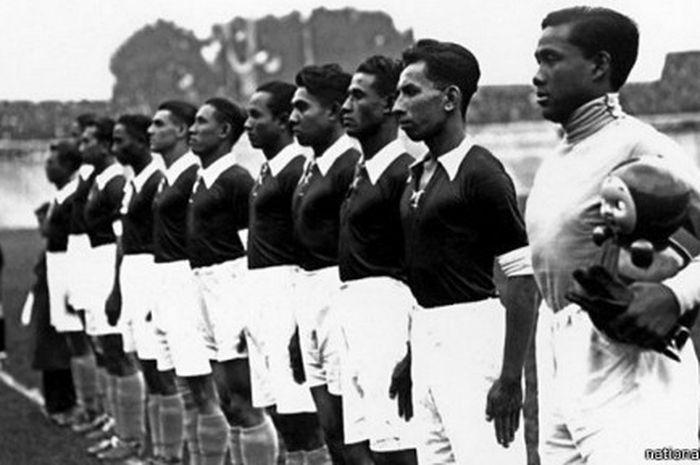 Timnas Hindia Belanda 1938