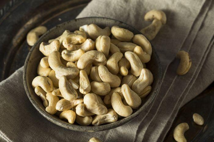 Manfaat kacang mete untuk kesehatan