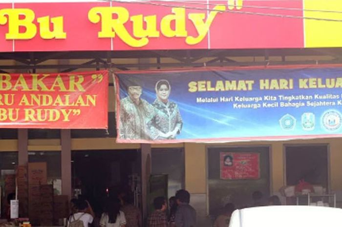 Sambal Bu Rudy oleh-oleh Surabaya
