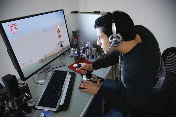 Ilustrasi main game