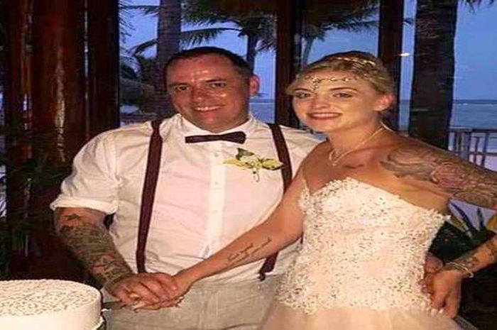 Pernikahan Mitchel dan Meaghan hanya berlangsung selama 6 hari.