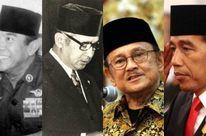 Banyak pemimpin di tanah air yang lahir di bulan Juni