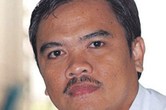 Dr. Ir. Firman Kurniawan Sujono, M. Si..