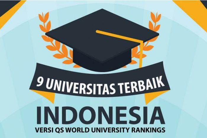 Universitas terbaik di Indonesia.