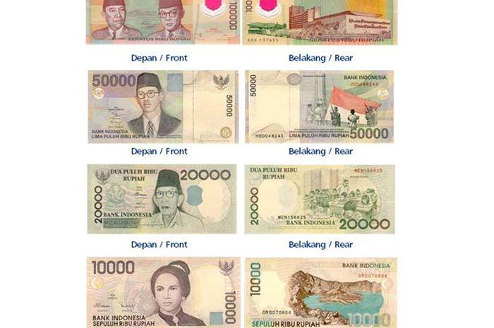 Inilah 4 uang kertas yang akan kadaluarsa di akhir tahun ini!