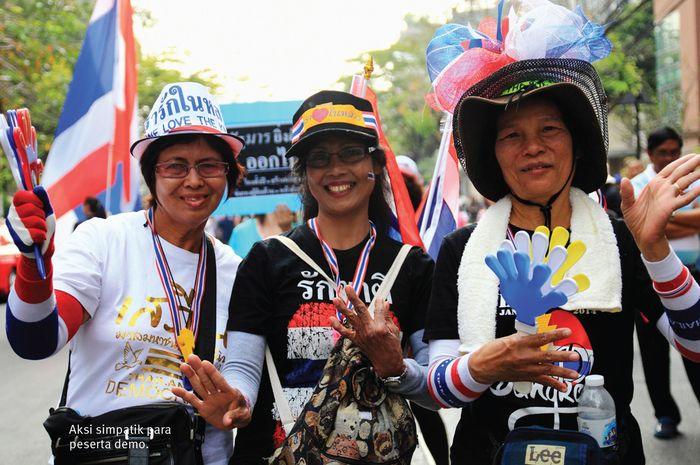 Pesta reformasi ala Thailand.