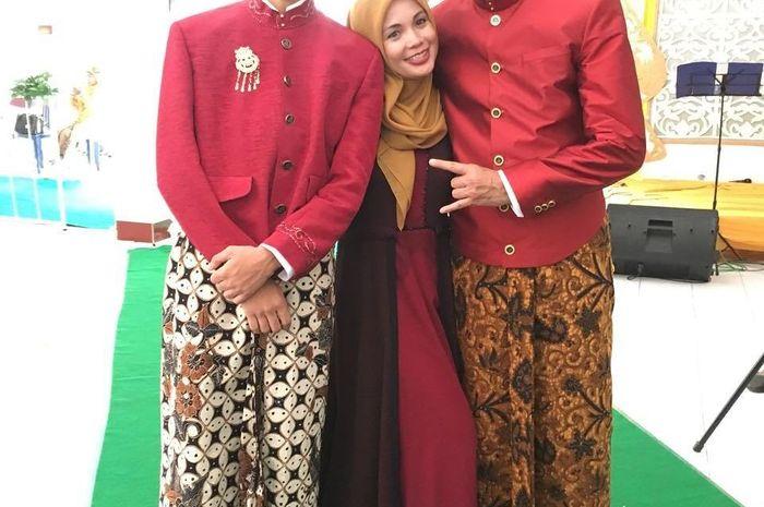 Alam Ganjar, Siti Atikoh dan Ganjar Pranowo