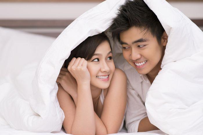 Ilustrasi pasangan suami istri