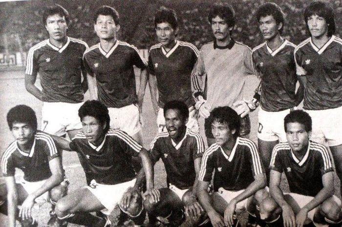 Kenangan Sepakbola Indonesia