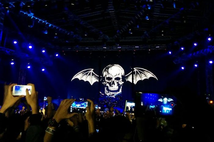 Konser Avenged Sevenfold