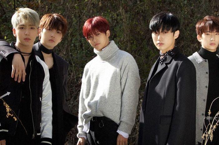 Grup Kpop terkenal karena album self compose