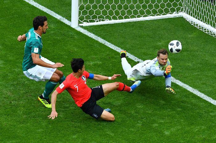 blunder Manuel Neuer