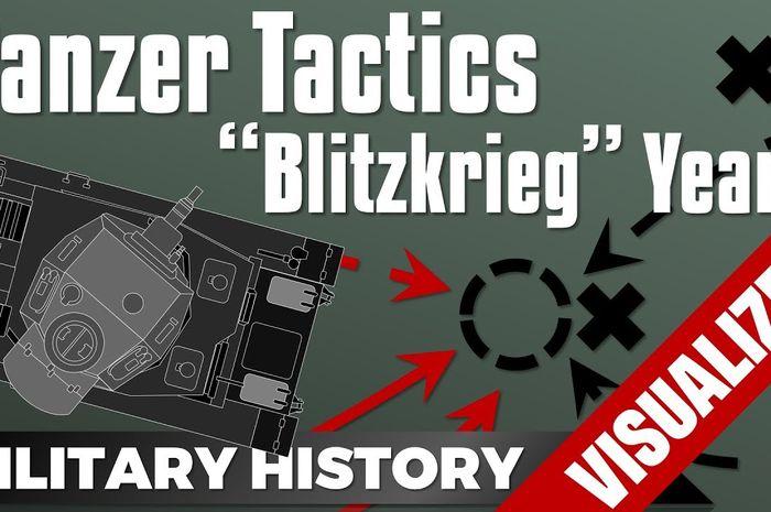 Serbuan kilat panzer Jerman