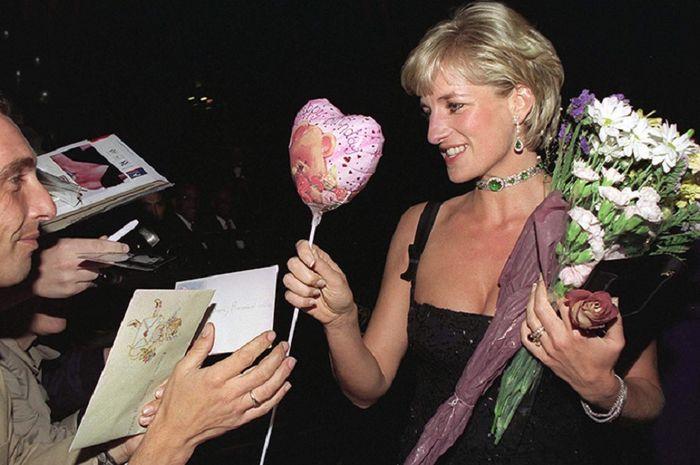 Ulang tahun terakhir Putri Diana