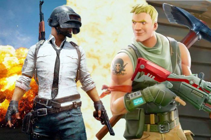 PUBG dan Fortnite